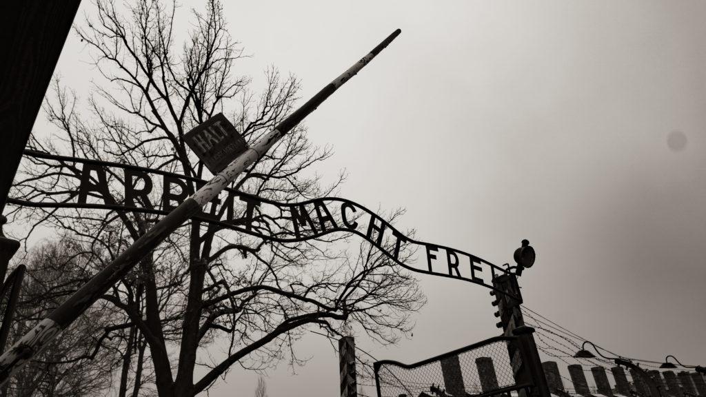 Visit Auschwitz - Auschwitz gate